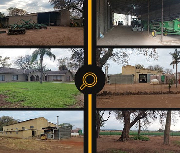 CONSOLIDATION ONLINE PROPERTY AUCTION - BRITS, NW