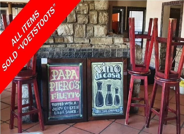 DANILOS RESTAURANT ONLINE AUCTION (EDENVALE) - LANDLORD ATTACHMENT ORDER