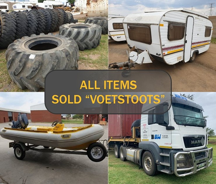 DAY 1 - 2 DAY APRIL MINING, CONSTRUCTION & AGRICULTURAL ONLINE AUCTION (VARIOUS INSTRUCTIONS)