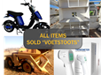 JULY MOVABLES & AGRI ONLINE AUCTION (VARIOUS INSTRUCTIONS)