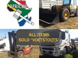 MASSIVE MINING LIQUIDATION ONLINE AUCTION I.A.W. AFRICOR AUCTIONEERS (EJS, IMF & MAKULU CIVILS)