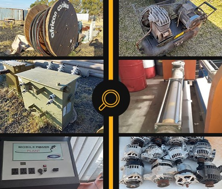 DAY 1: JULY MINING & CONSTRUCTION ONLINE AUCTION (Estate Late, Liquidations & Various Instructions)