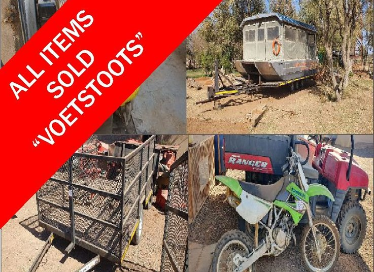 SEPTEMBER VARIOUS INSTRUCTIONS: MOVABLE ASSETS ONLINE AUCTION