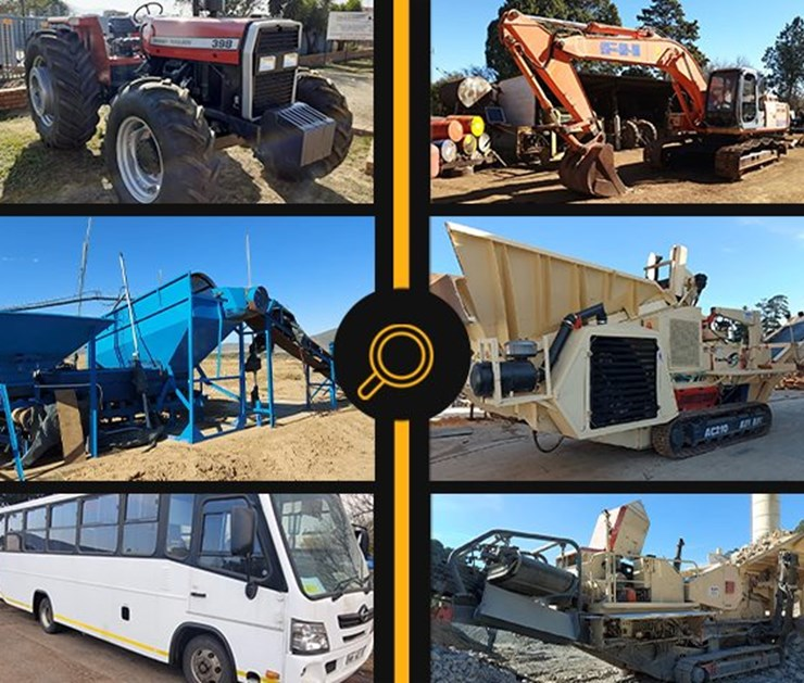 DAY 2: JULY MINING & CONSTRUCTION ONLINE AUCTION (Estate Late, Liquidations & Various Instructions)