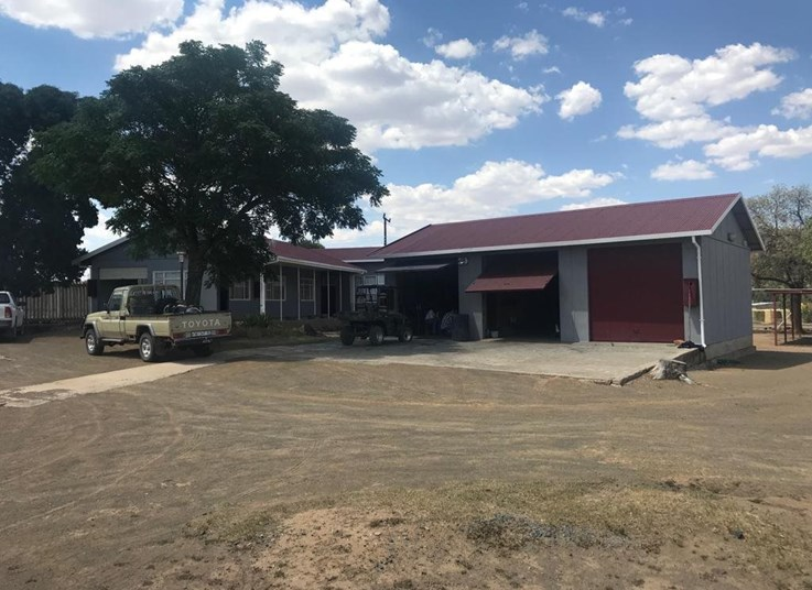 DAY 1 - COMPLETE BUSINESS CLOSURE PROPERTY AUCTION: BURGERSDORP
