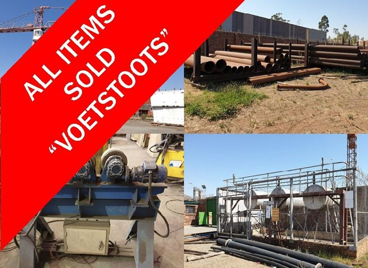 DAY 3 - MASSIVE BUSINESS CLOSURE LIQUIDATION AUCTION:  FABRICATED PIPING SYSTEMS