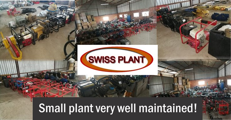 Day 1 - Swiss Plant Total Voluntary Closure Online Auction