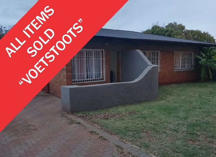 LATE ESTATE MULTIPLE PROPERTY AUCTION: H SWANEPOEL