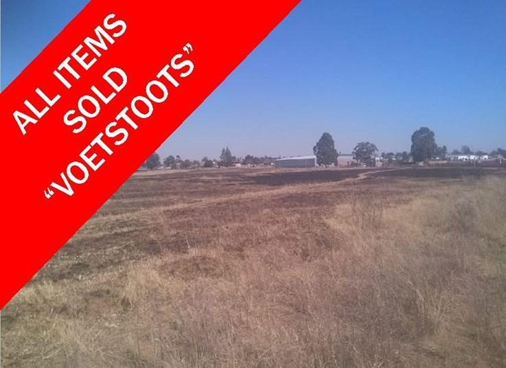 LIQUIDATION: ± 34 000 M² PRIME URBAN DEVELOPMENT LAND ONLINE AUCTION (HENDRINA)