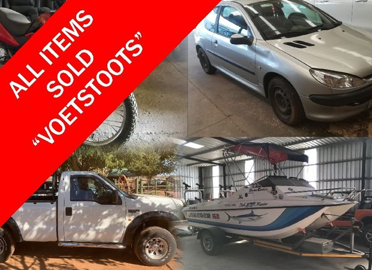 JULY VEHICLES & MOVABLES ONLINE DISPOSAL AUCTION