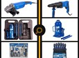 DAY 2 - MASSIVE NEW TOOLS STOCK CLEARANCE ONLINE AUCTION
