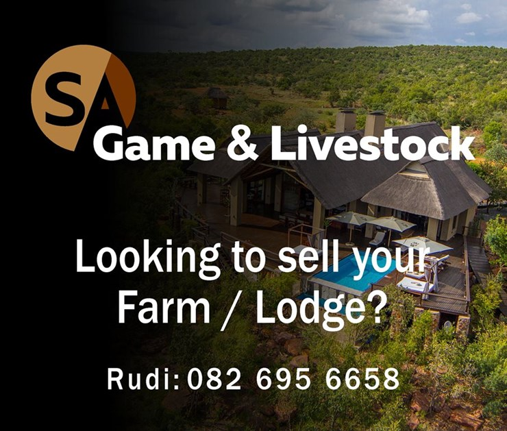 LOOKING TO SELL YOUR FARM / LODGE?