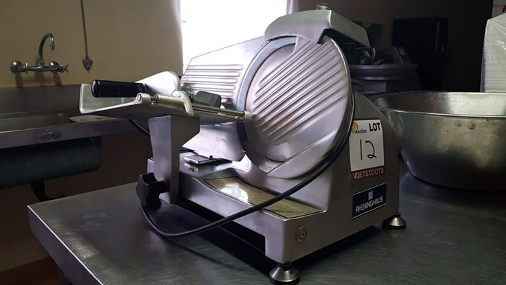 Complete Closure Online Auction - Catering, Butchery and Workshop Equipment