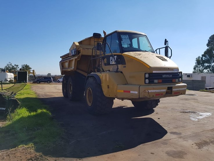 Completion of Contracts - Mining & Construction Online Auction
