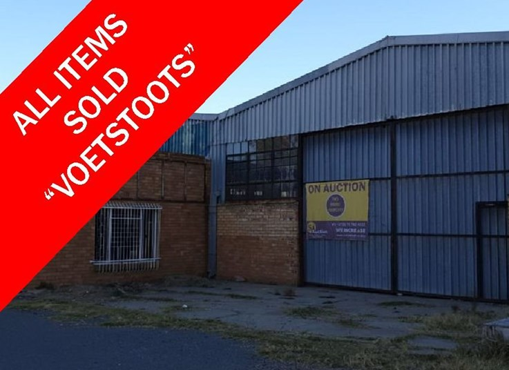 FREE STATE MULTIPLE PROPERTY AUCTION - MREF: 003590/2017 (ONLINE & ONSITE)