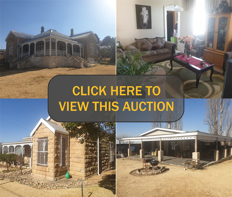 TRUST CONSOLIDATION PROPERTY AUCTION KESTELL