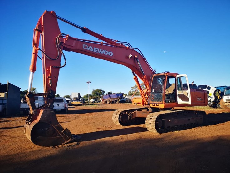 Day 2 - Redundant Stock & Repo Online Auction -  Construction, Mining & Transport (Complete)
