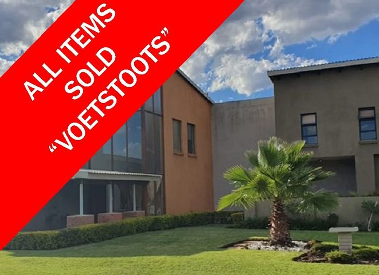 THORNBROOK GOLF ESTATE PRIME PROPERTY LATE ESTATE AUCTION IN PRETORIA