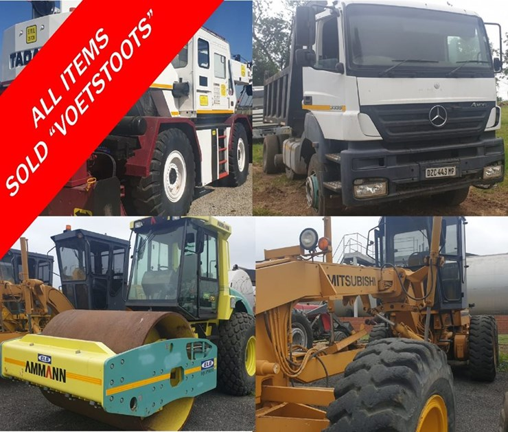 DAY 1 - 2 DAY MASSIVE CONSTRUCTION ONLINE AUCTION