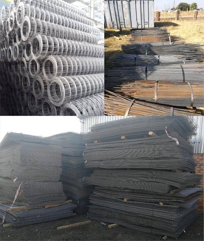 2nd Massive Fencing Online Auction - Mixed Welded Mesh, Hard Draw, Reinforcing Rods & Clearview Fencing (Complete)