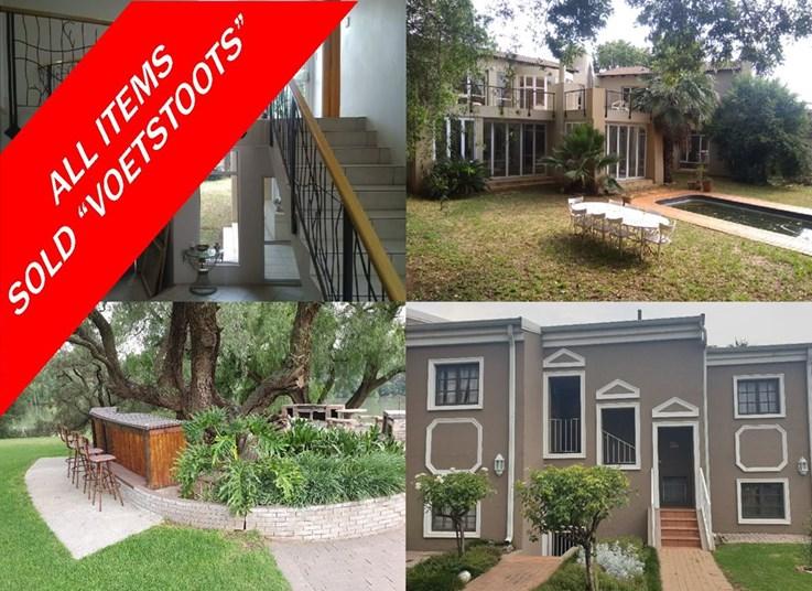 DOUBLE STOREY HOME & VILLA (BEDFORDVIEW & VAAL RIVIERA) - JOINT LIQUIDATOR INSTRUCTION