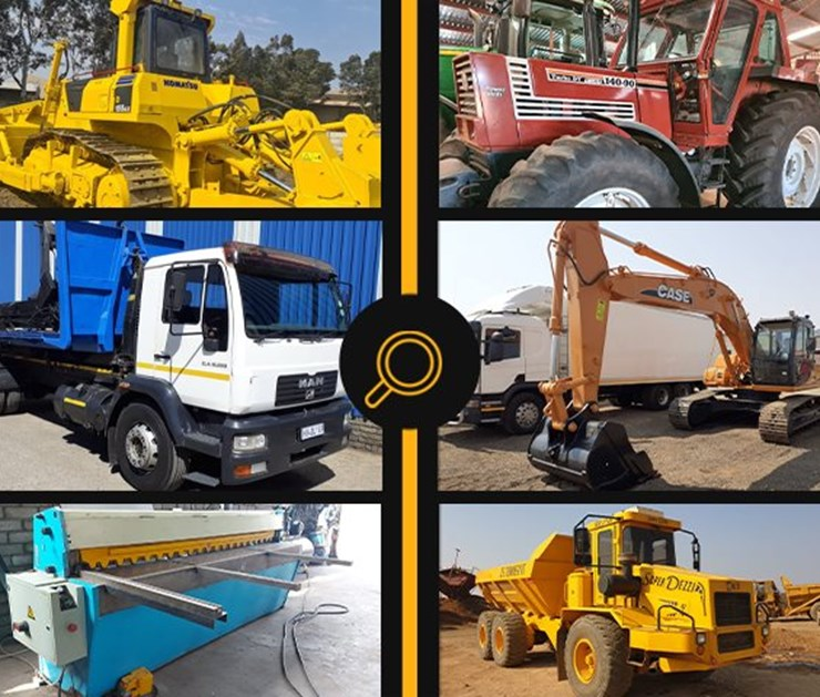 SEPTEMBER MINING, CONSTRUCTION & AGRICULTURAL ONLINE AUCTION (Estate Late, Liquidations & Various Instructions)