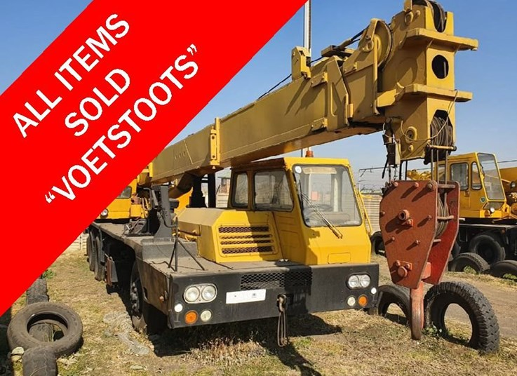 JULY MINING & CONSTRUCTION ONLINE DISPOSAL AUCTION
