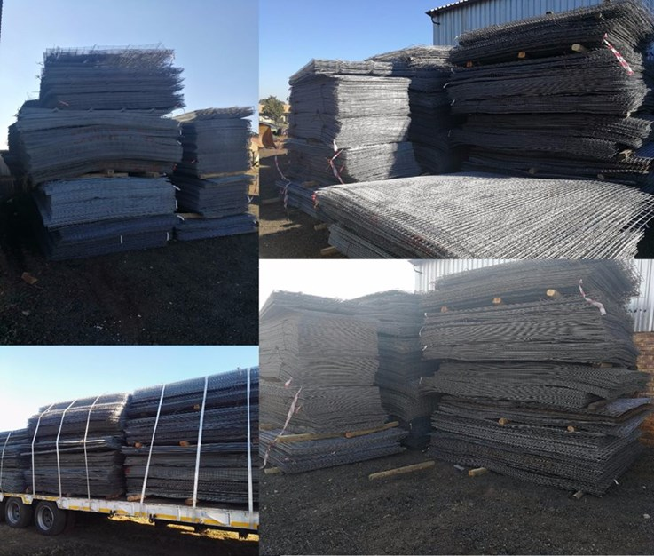 Liquidation & Stock Clearance Online Disposal Auction - Electric Equipment & Massive Fencing (Complete)