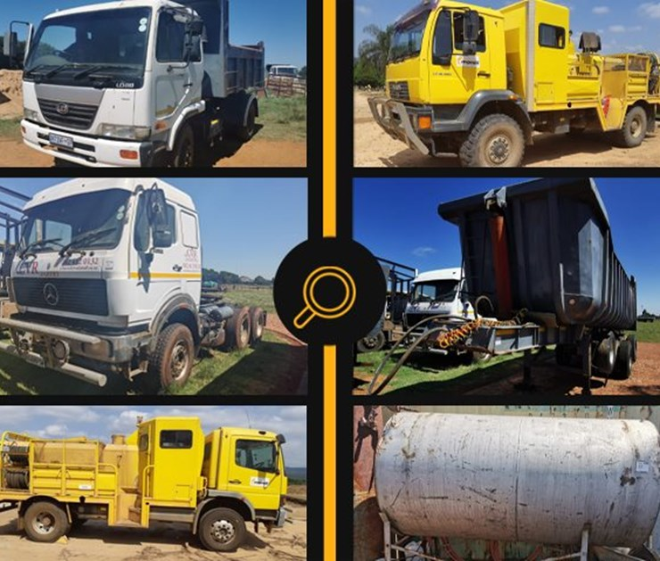 MARCH MINING & CONSTRUCTION ONLINE AUCTION (Estate Late, Liquidations & Various Instructions)