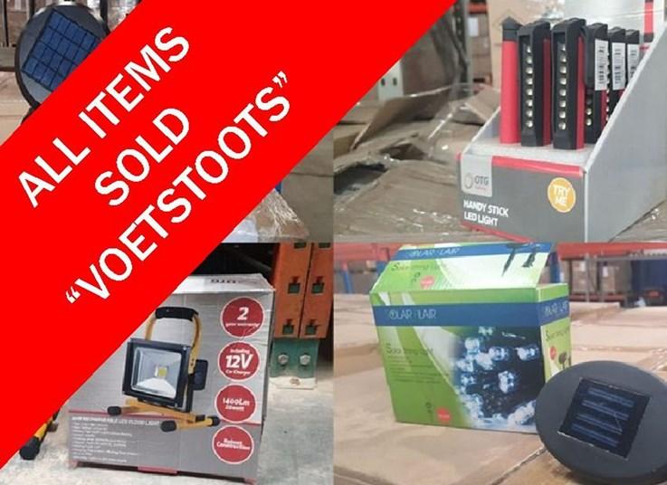 DAY 1 - LIQUIDATION ONLINE AUCTION: SPITSKI DISTRIBUTORS (PTY) LTD