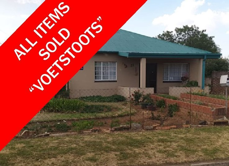 RETIREMENT RELOCATION PROPERTY AUCTION - THEUNISSEN