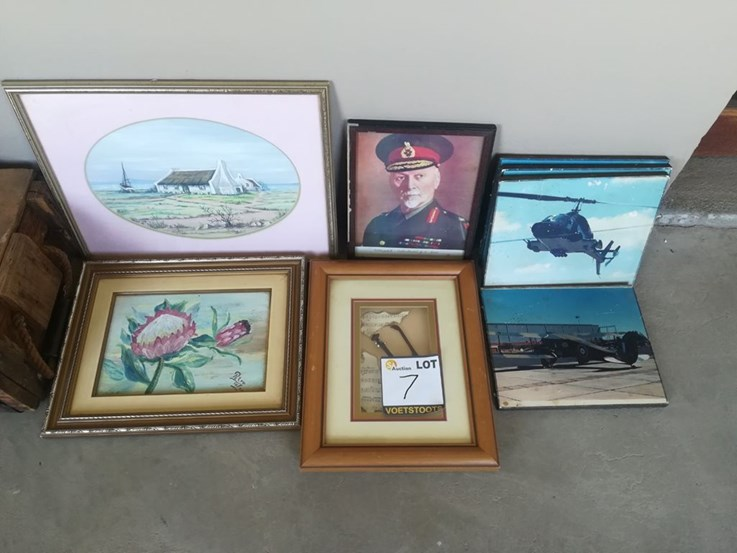 Antiques, Collectables & Paintings Online Auction (Complete)